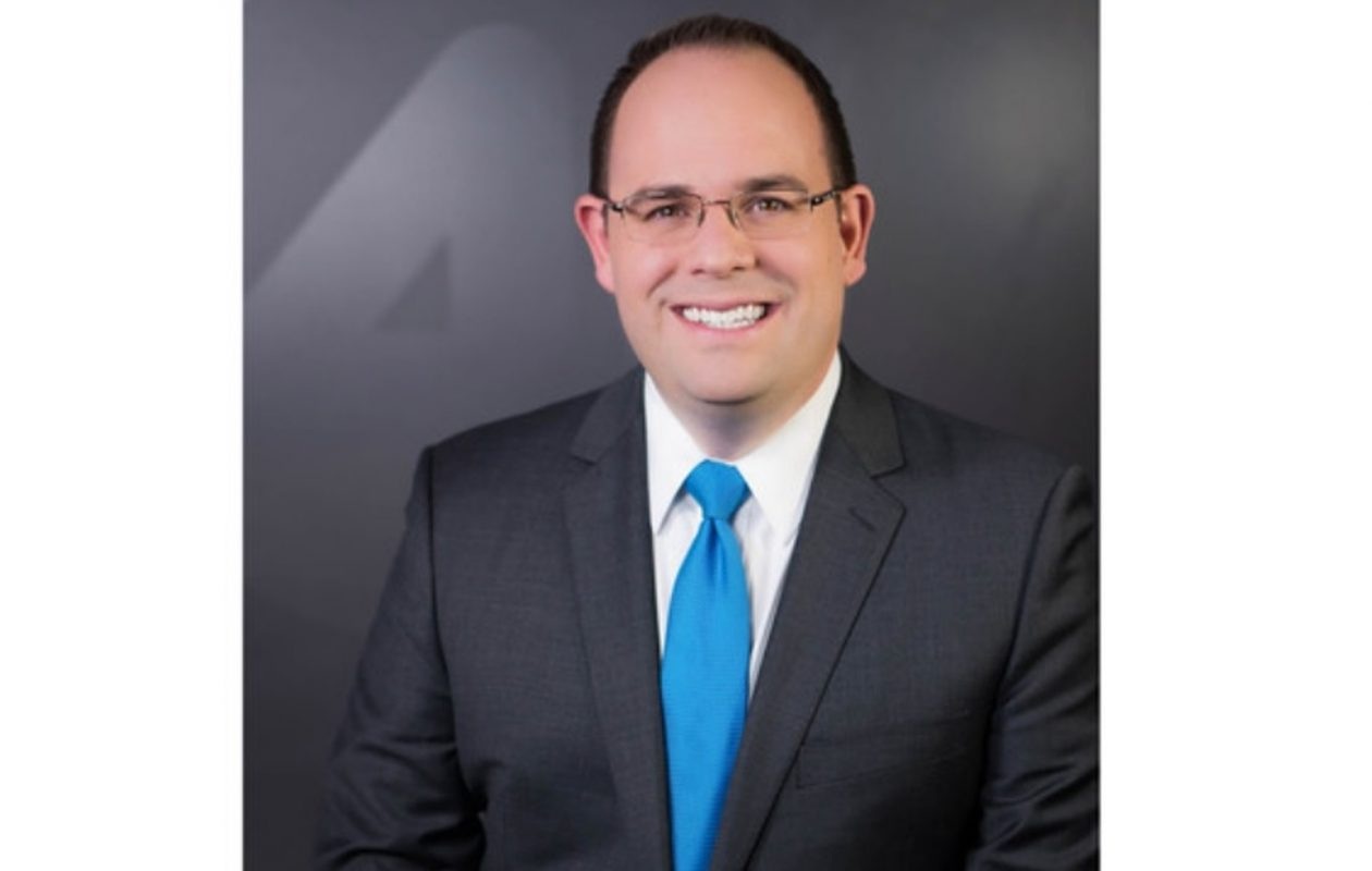 Channel 4 morning co-anchor Jordan Williams will leave the CBS affiliate after the end of the July ratings period. (WIVB photo)