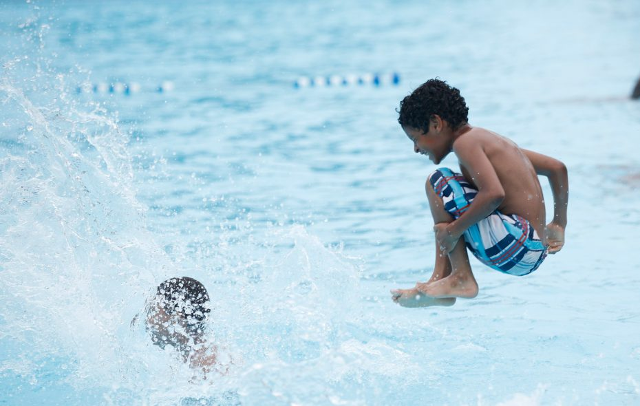 City pools will open a day early this year. (Sharon Cantillon/News file photo)
