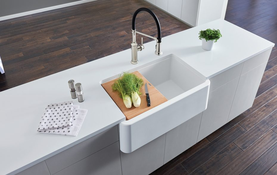 Kitchen sink styles to know – The Buffalo News