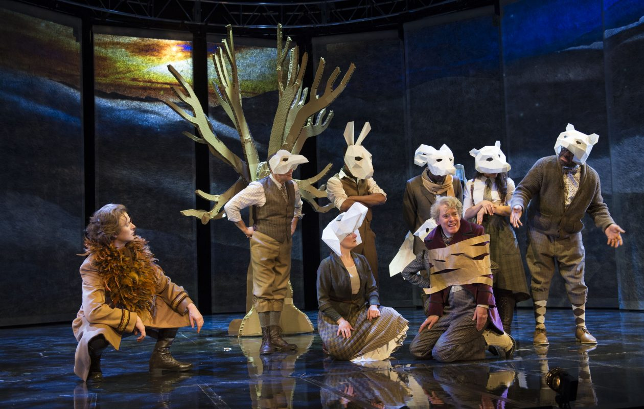 The Shaw Festival's production of 'The Magician's Nephew' runs through October in the Festival Theatre. (Photo by David Cooper)