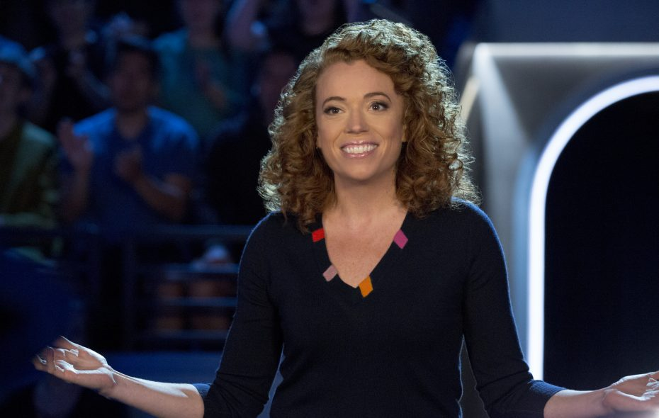 """""""The Break with Michelle Wolf"""" is now streaming on Netflix. (Cara Howe/Netflix)"""