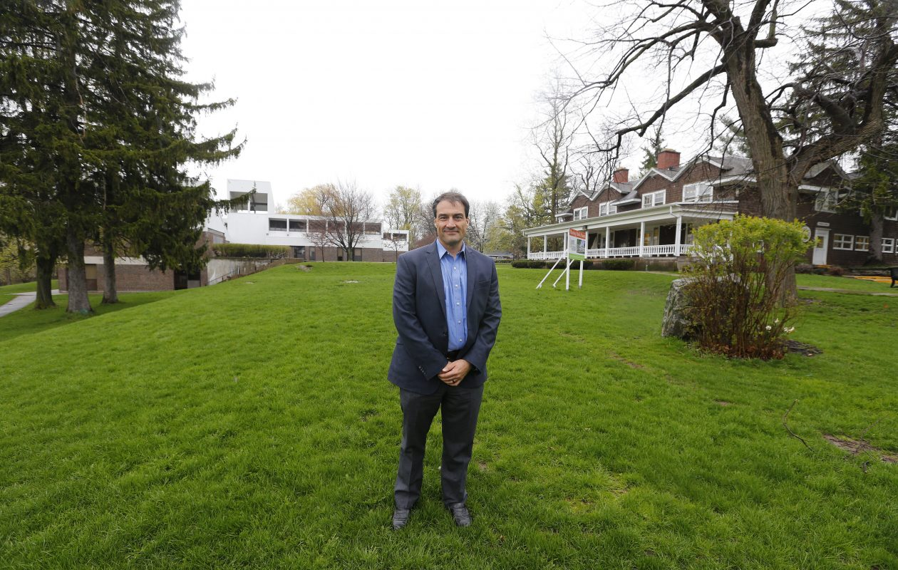 Chris Lauricella, head of school at the Park School, said a roughly $830,000 donation will help provide Park more financial security. (Mark Mulville/News file photo)