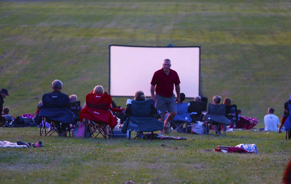 "Chestnut Ridge Park will host outdoor screenings of ""Shrek"" and ""The Lion King"" in August and September. (Robert Kirkham/file photo)"