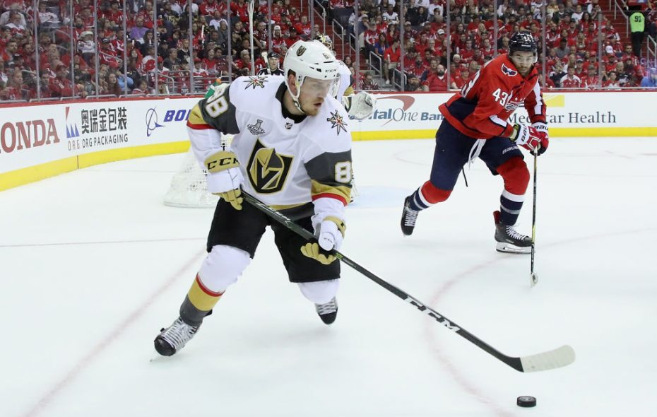 Vegas defenseman Nate Schmidt says the Golden Knights are up to the task of trying to recover from a 3-1 deficit in the Stanley Cup final (Getty Images).