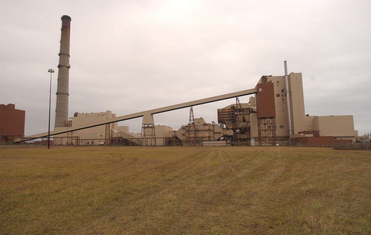 The Somerset Operating Co. power plant. (News file photo)