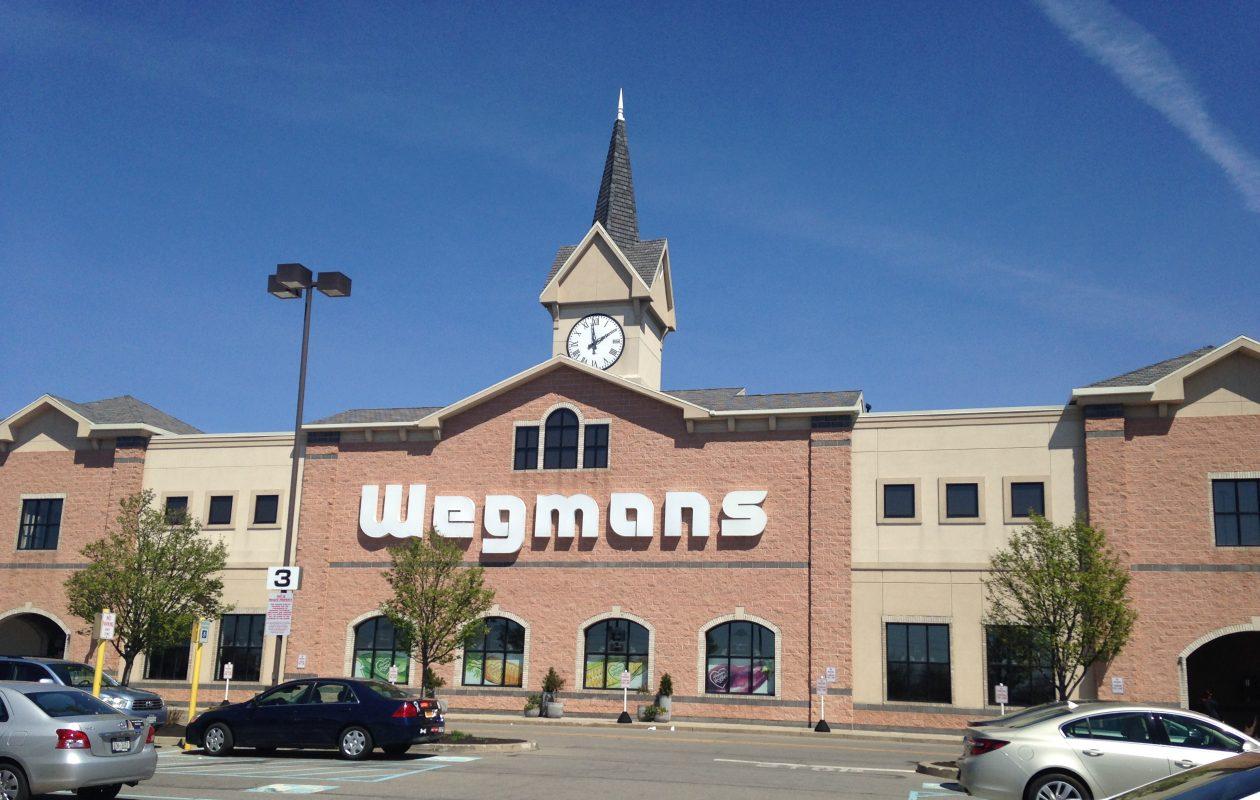 Wegmans is tops, survey says. (Buffalo News file photo)