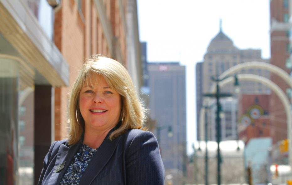 Dottie Gallagher-Cohen says workforce development is a pressing issue for the region's economy. (News file photo)