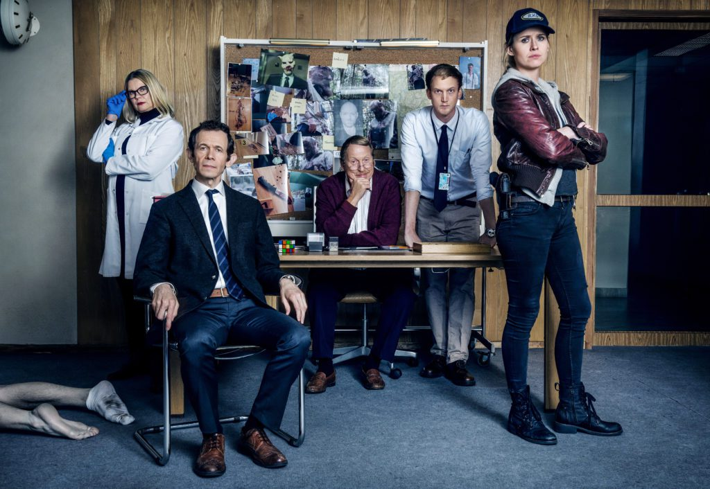 The Swedish police drama 'Fallet' is now streaming on Netflix.