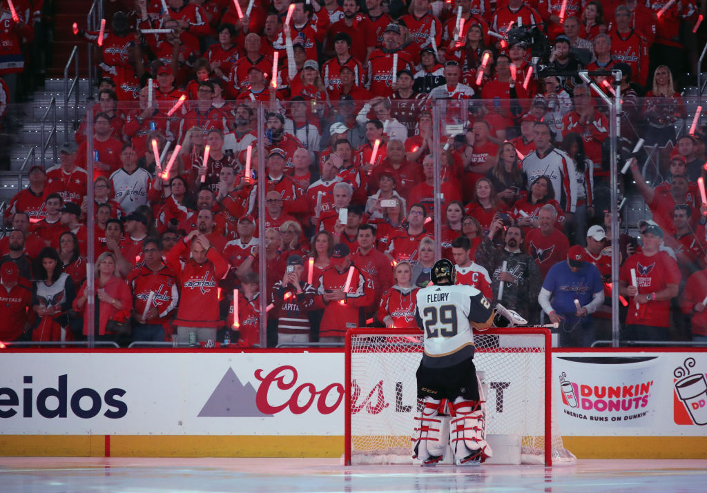 Golden Knights at Capitals Game 4  Five Things to Know – The Buffalo ... b786e9e8b17