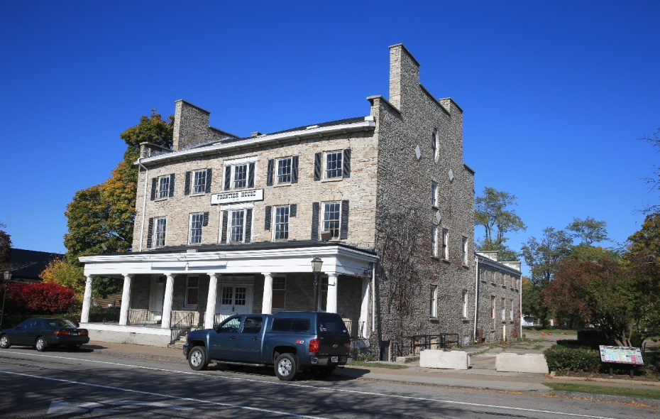 The Frontier House in Lewiston. (John Hickey/Buffalo News file photo)
