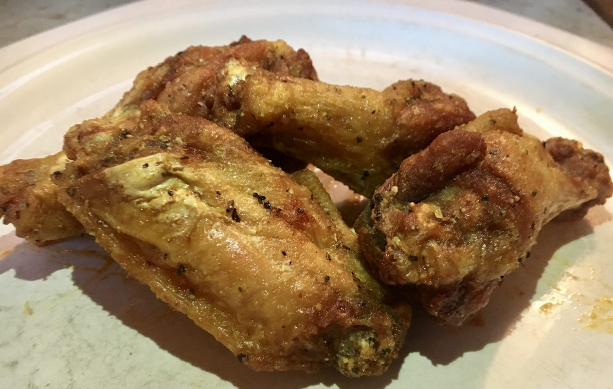 Lemon pepper wings are a gift from God. Make the pilgrimage. An addicting burst of tangy, salty, and savory. A contender for my new favorite flavor. (Phil Wagner/Special to The News)