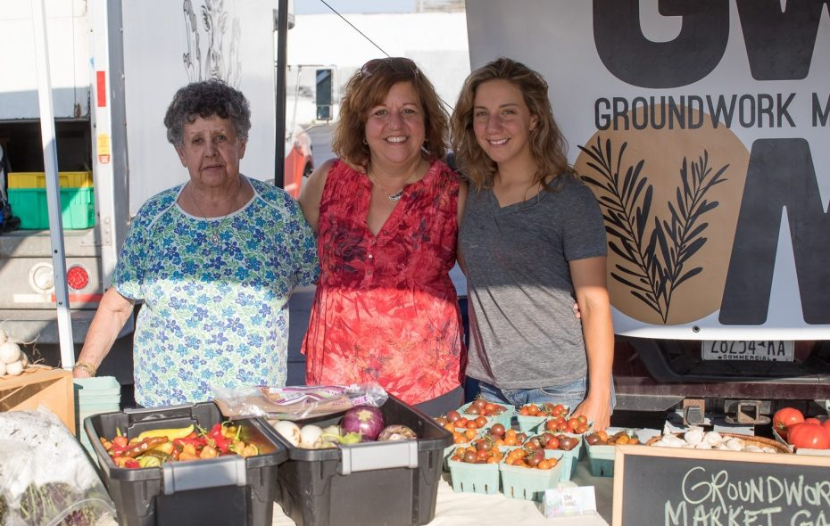 Groundwork Market Garden is among the returning vendors coming to the North Buffalo Farmers Market. (Chuck Alaimo/Special to The News)