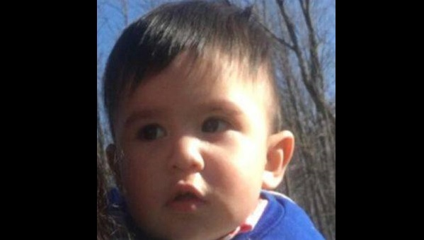 Authorities on Sunday called off the search on a Wayne County farm for missing toddler Owen Hidalgo-Calderon. (Photo courtesy of the State Division of Criminal Justice Services)