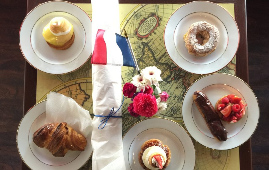 One blogger recommends Pastry by Camille, which recently expanded to a second location. (Andrew Galarneau/Buffalo News)