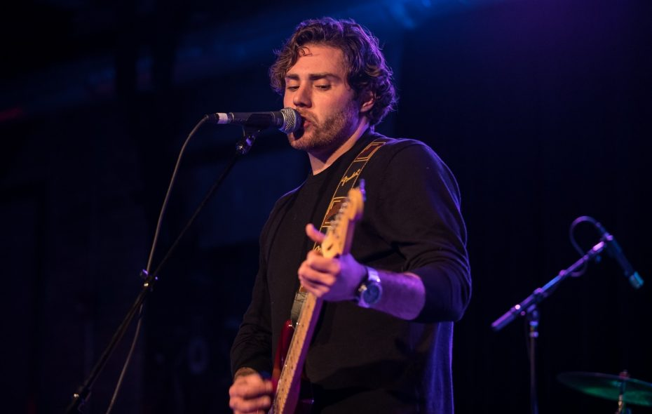 Max Muscato is performing as part of a thank you concert to supporters by Rock Autism. (Chuck Alaimo/Special to The News)