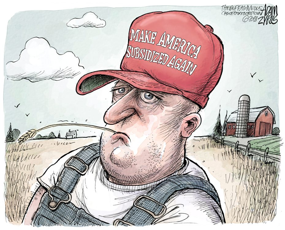 Farm bailout: July 26, 2017