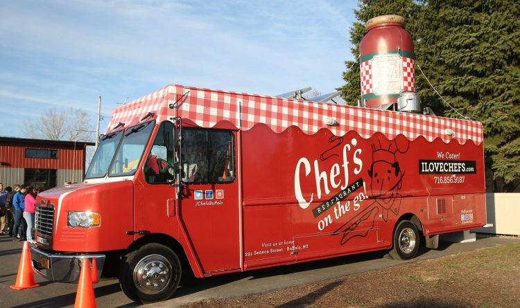 Food Trucks The Buffalo News