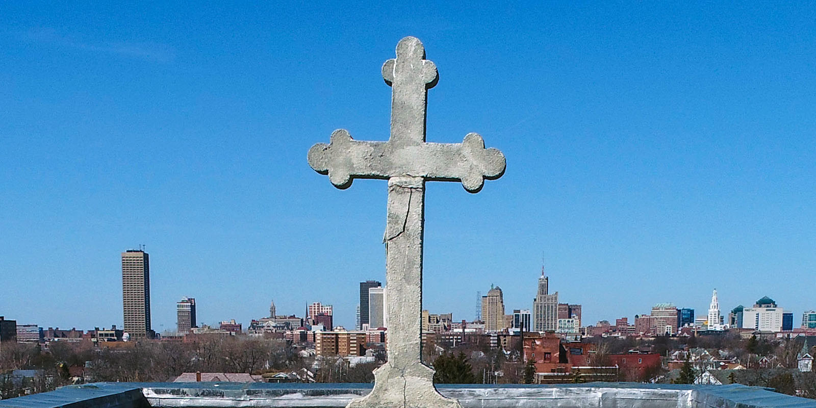 Buffalo Diocese puts three priests on leave for unsuitable conversations
