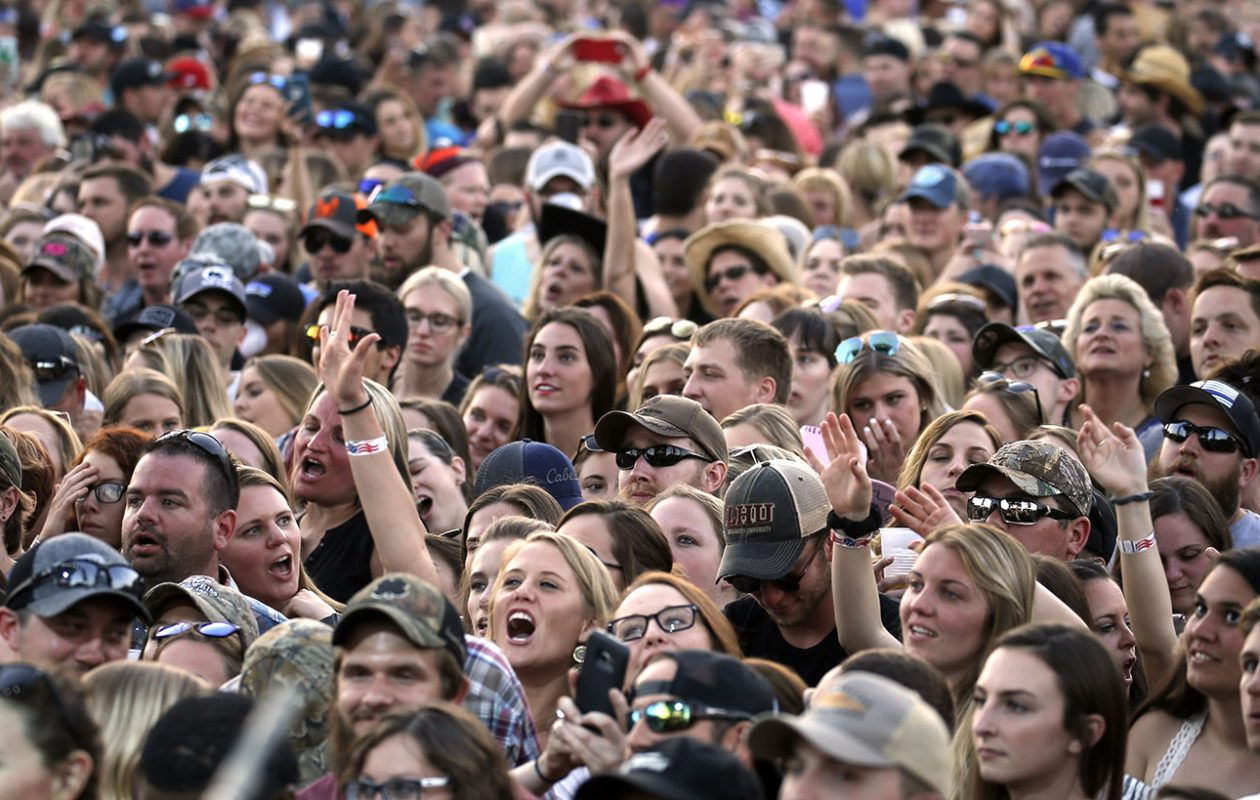 Country lovers heading to shows such as the Taste of Country could see an additional ticket surcharge if a city proposal becomes reality. (Robert Kirkham/News file photo)
