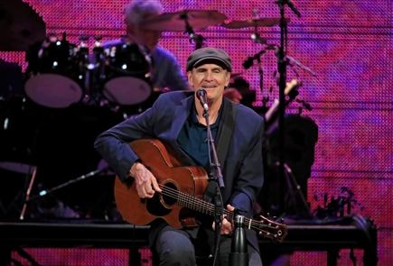 James Taylor, Bonnie Raitt serenade KeyBank Center