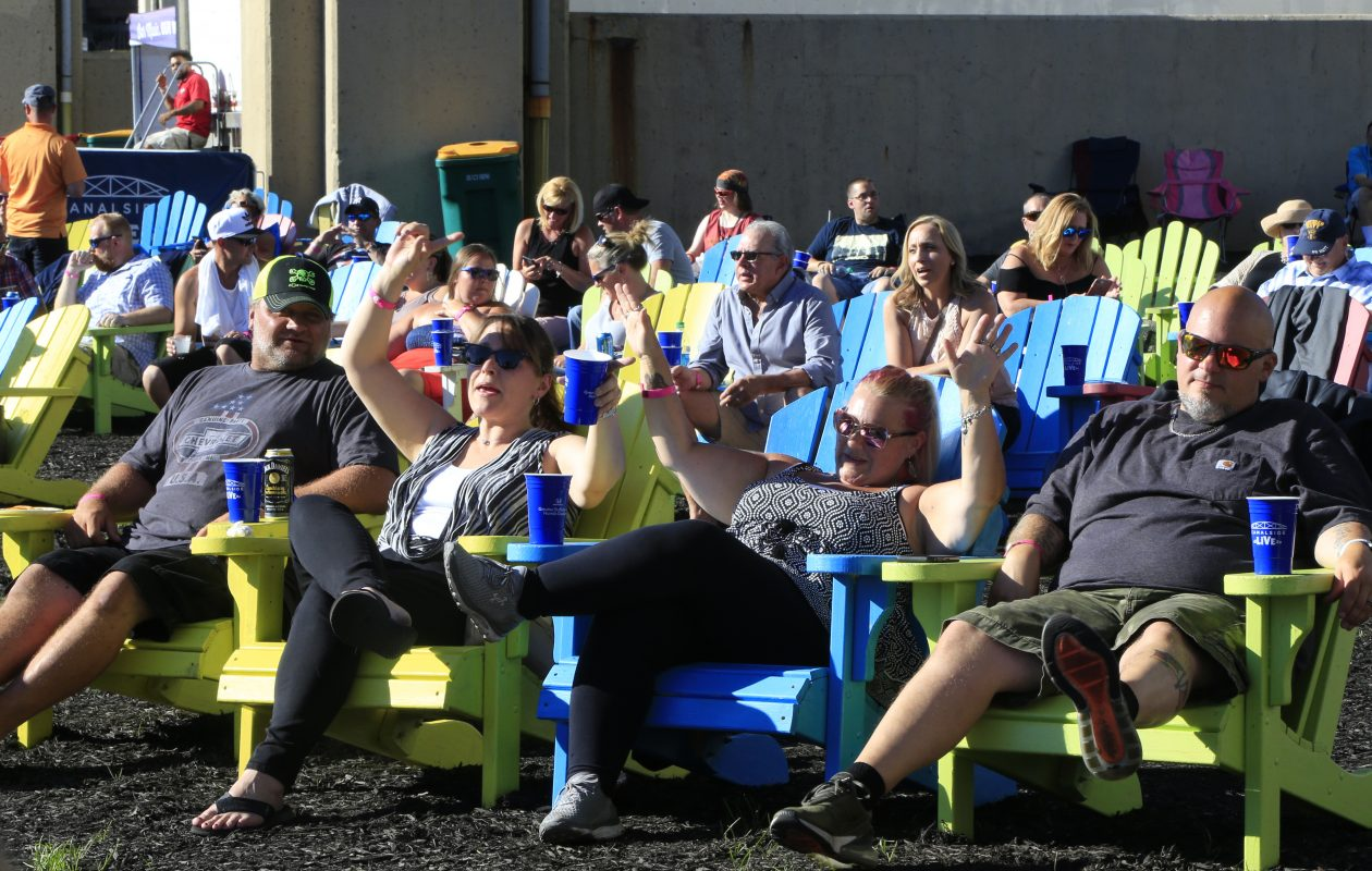 Five Special Education Vips Very >> Is The Vip Experience At Canalside Live Worth The Cost The