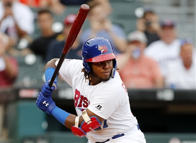 Vladimir Guerrero Jr. joins the Bisons