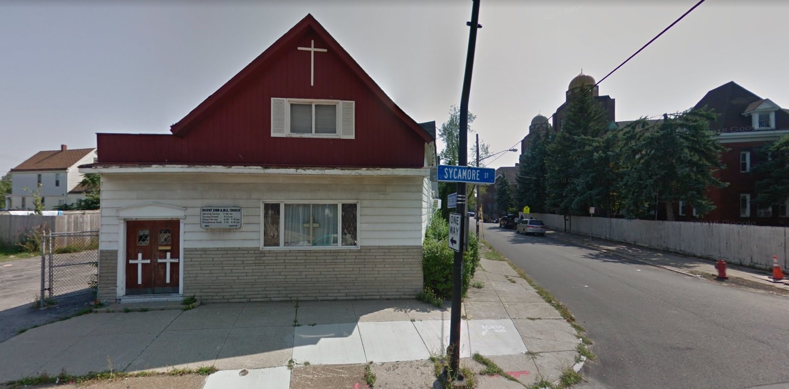 Property owner wants to turn former church into corner store, Halal