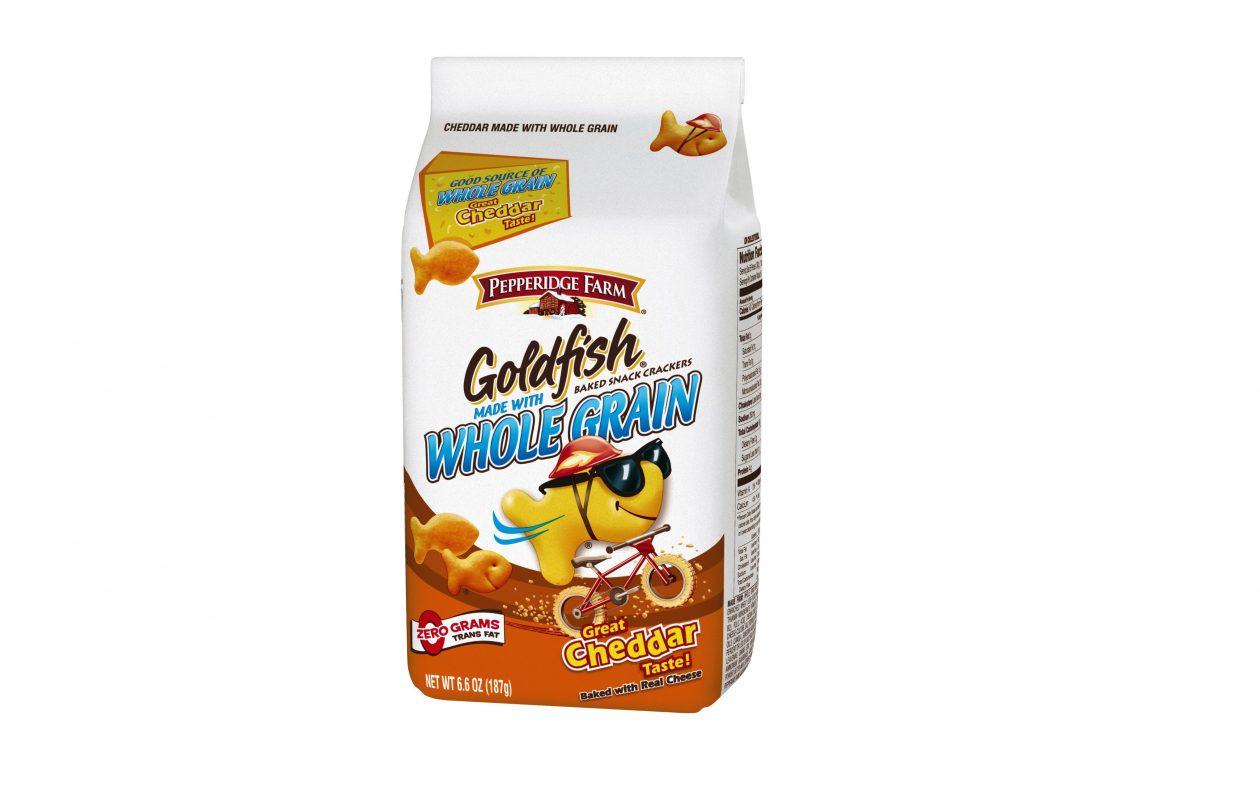 pepperidge farm goldfish cracker recall 2018