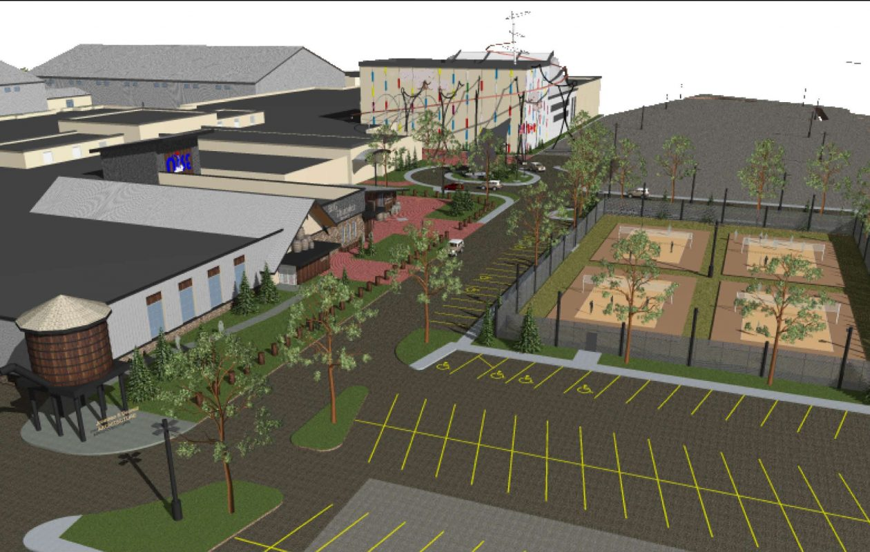 Summit Mall Stores >> Plans For Sports Complex Microbrewery At Summit Mall Are Back On