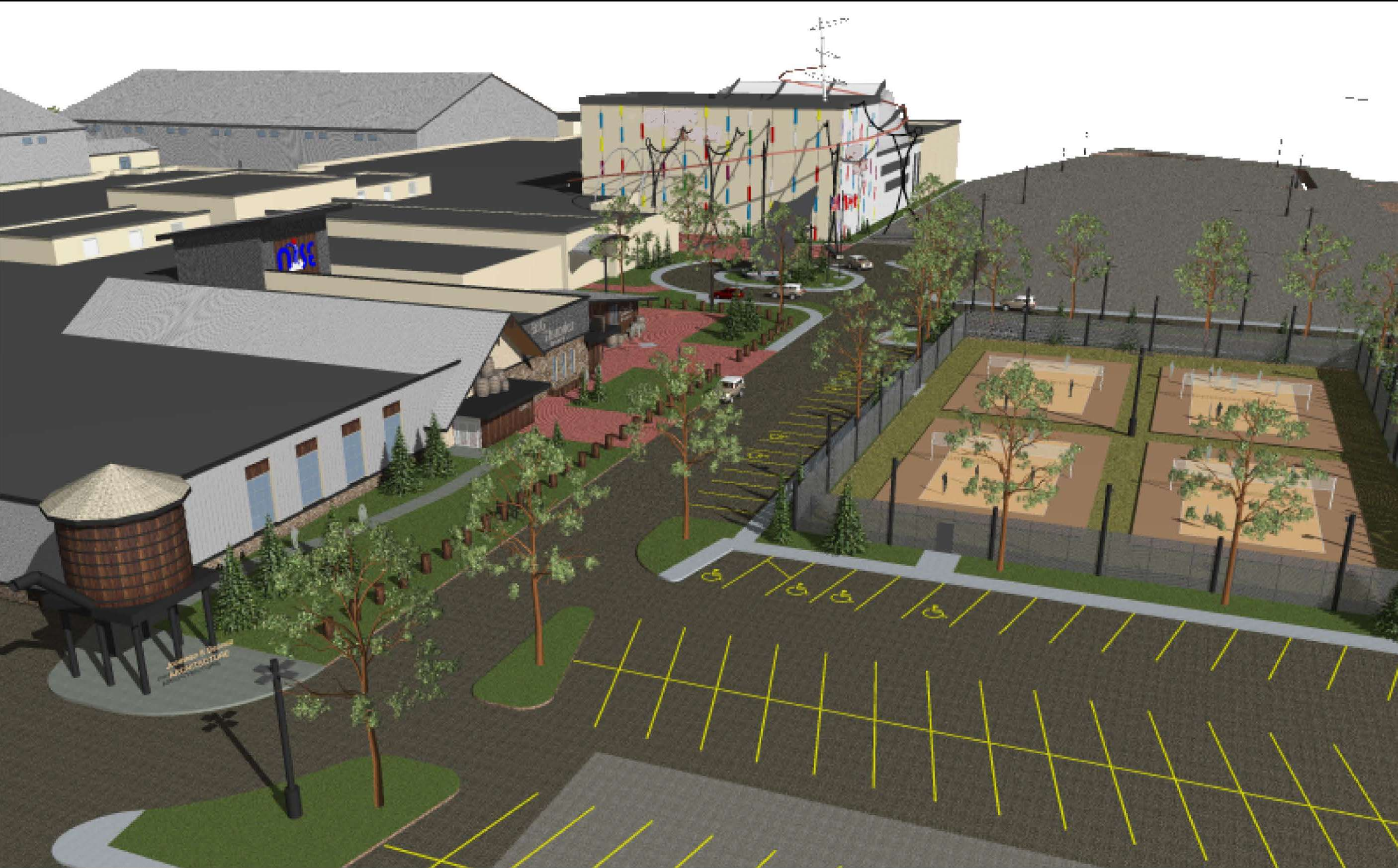 Summit Mall Stores >> Plans For Sports Complex Microbrewery At Summit Mall Are