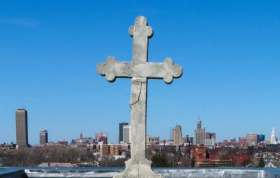 A former priest says the New York Attorney General's Office needs to investigate every Catholic diocese in the state. (Derek Gee/Buffalo News)