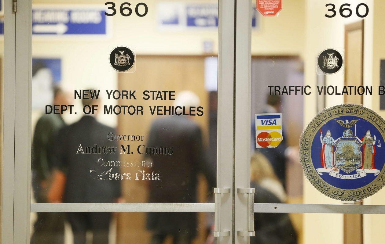 The Department of Motor Vehicles last week identified five of the most common mistakes residents make when applying for a REAL ID. (Derek Gee/News file photo)