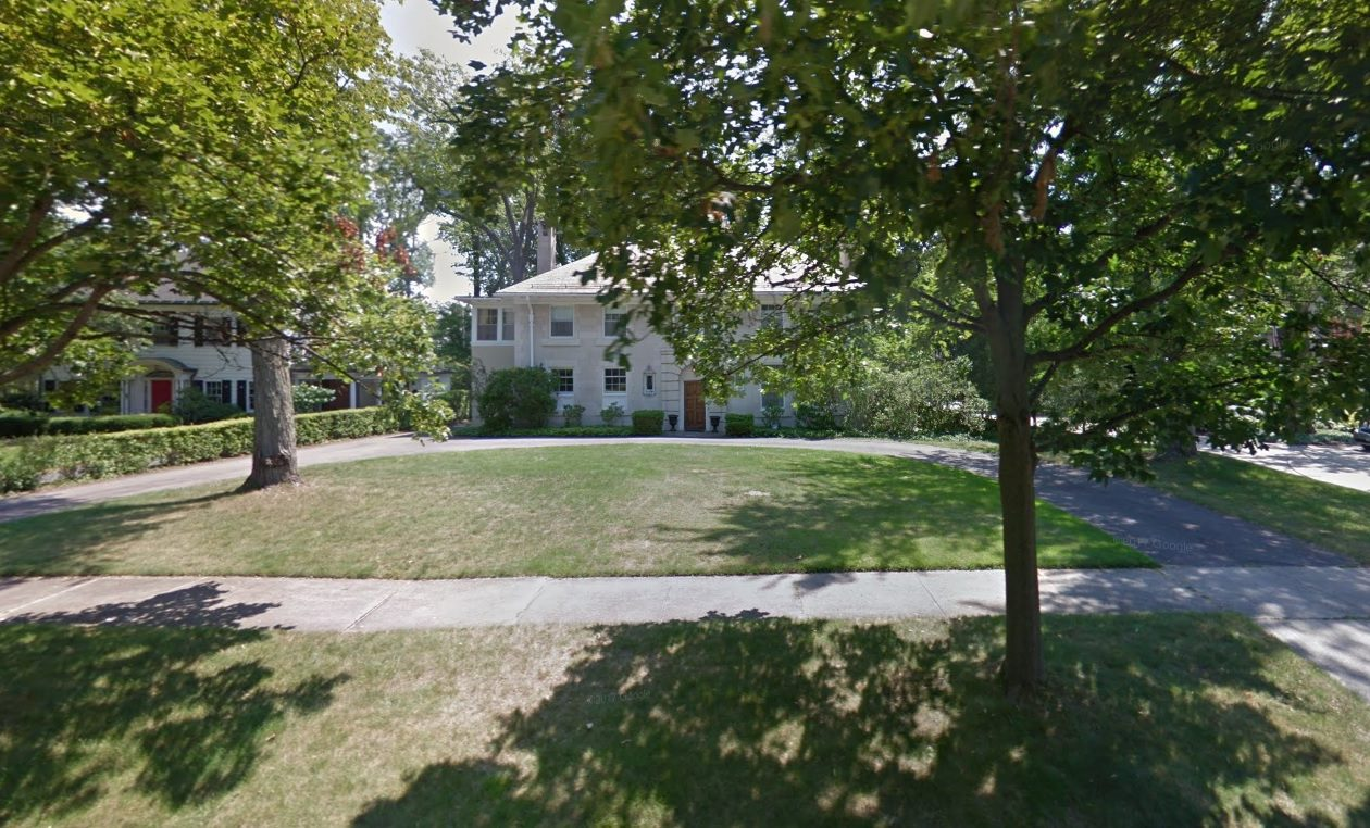 Jeffrey and Nancy Oak sold their Middlesex Road house for $1.1 million.