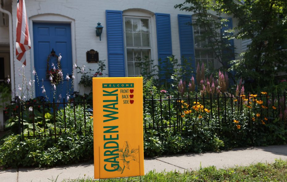 Garden Walk Buffalo is scheduled for 10 a.m. to 4 p.m. July 28-29. (Sharon Cantillon/News file photo)