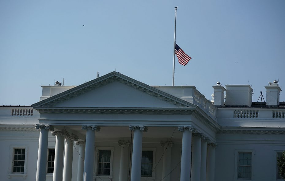 Outstanding Trump Orders Flags Flown At Half Staff To Honor Capital Download Free Architecture Designs Scobabritishbridgeorg