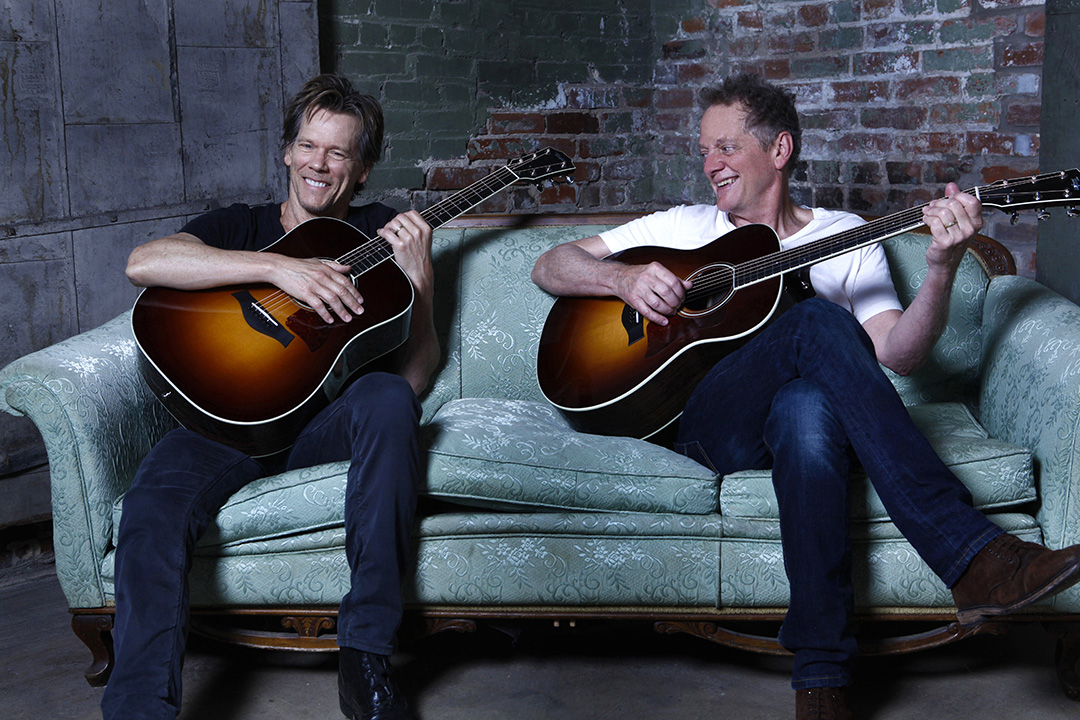 The Bacon Brothers will play the Bear's Den Showroom at the Seneca Niagara Resort & Casino on July 27. (Photo by Jeff Fasano)