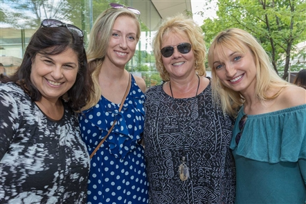 See who attended the Bricks and Brews  benefit at the Darwin Martin House complex, featuring craft brews and live music Friday night, July 13, 2018.