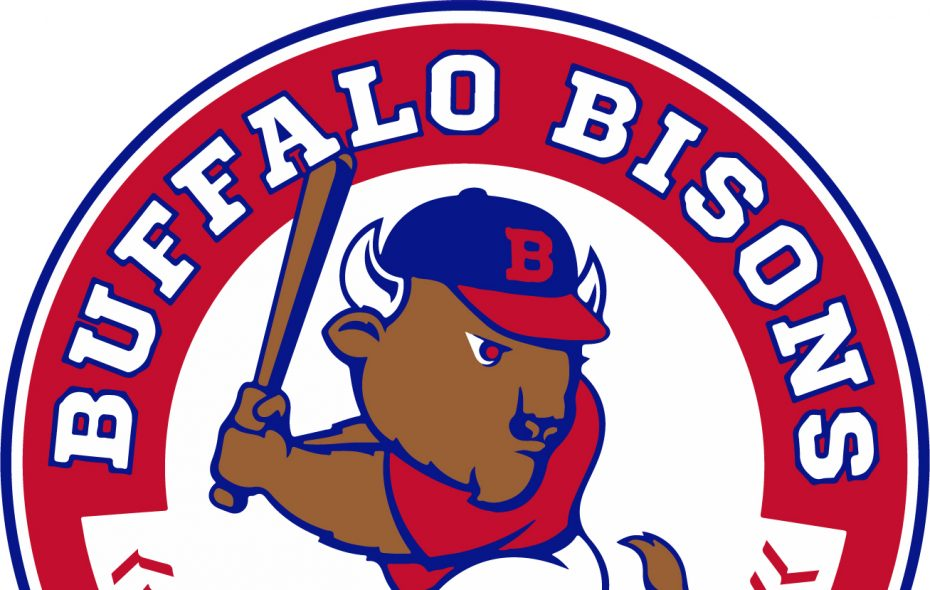 Burns' blast big in Bisons' victory