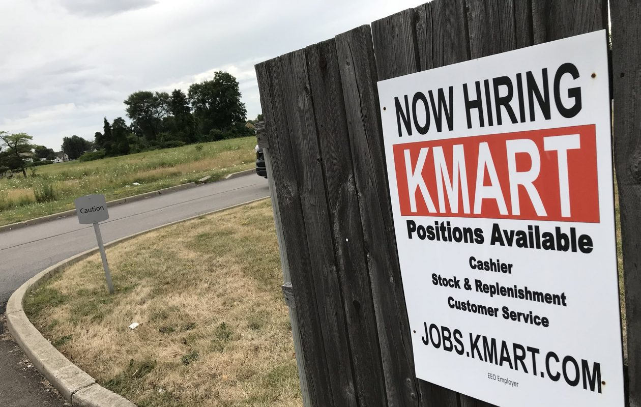 The Buffalo Niagara unemployment rate fell to its lowest level for any June since 2001. (Robert Kirkham/Buffalo News)