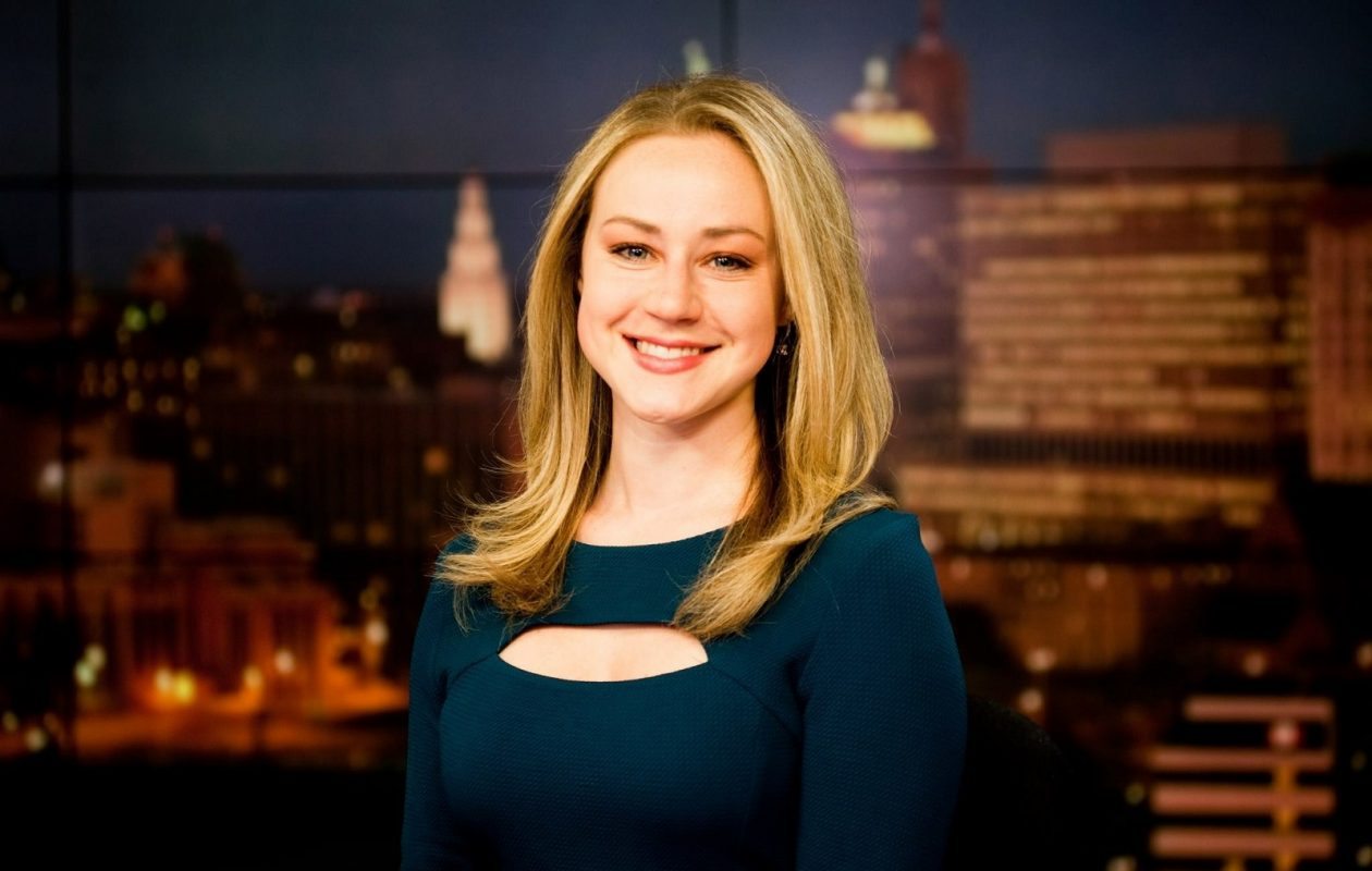 Erica Brecher is switching local TV stations. (Photo courtesy of Erica Brecher)