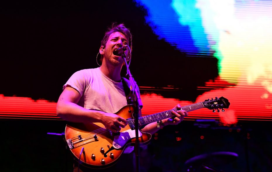 Robin Pecknold and Fleet Foxes will perform at Artpark. (Getty Images)