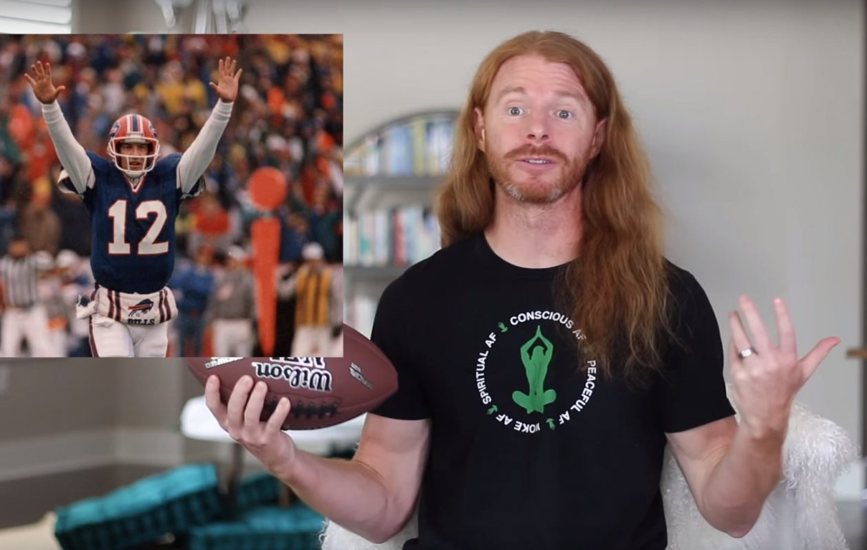 Comedian JP Sears is coming to Buffalo for five shows in Helium Comedy Club.