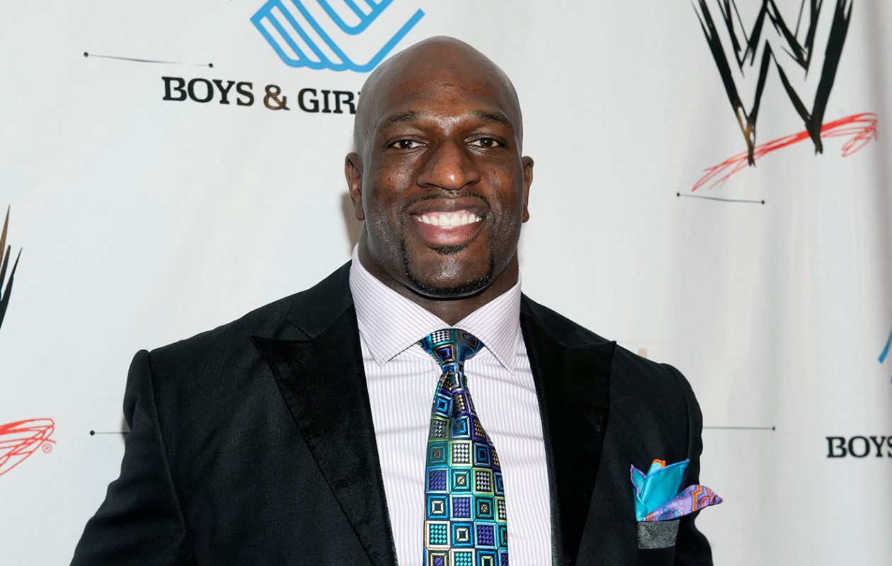 Titus O'Neil. (Erika Goldring/Getty Images file photo)