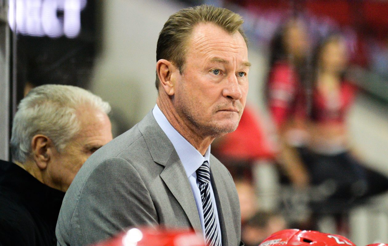 Steve Smith joins the Buffalo Sabres' coaching staff after four years in Carolina with the Hurricanes. (Getty Images)
