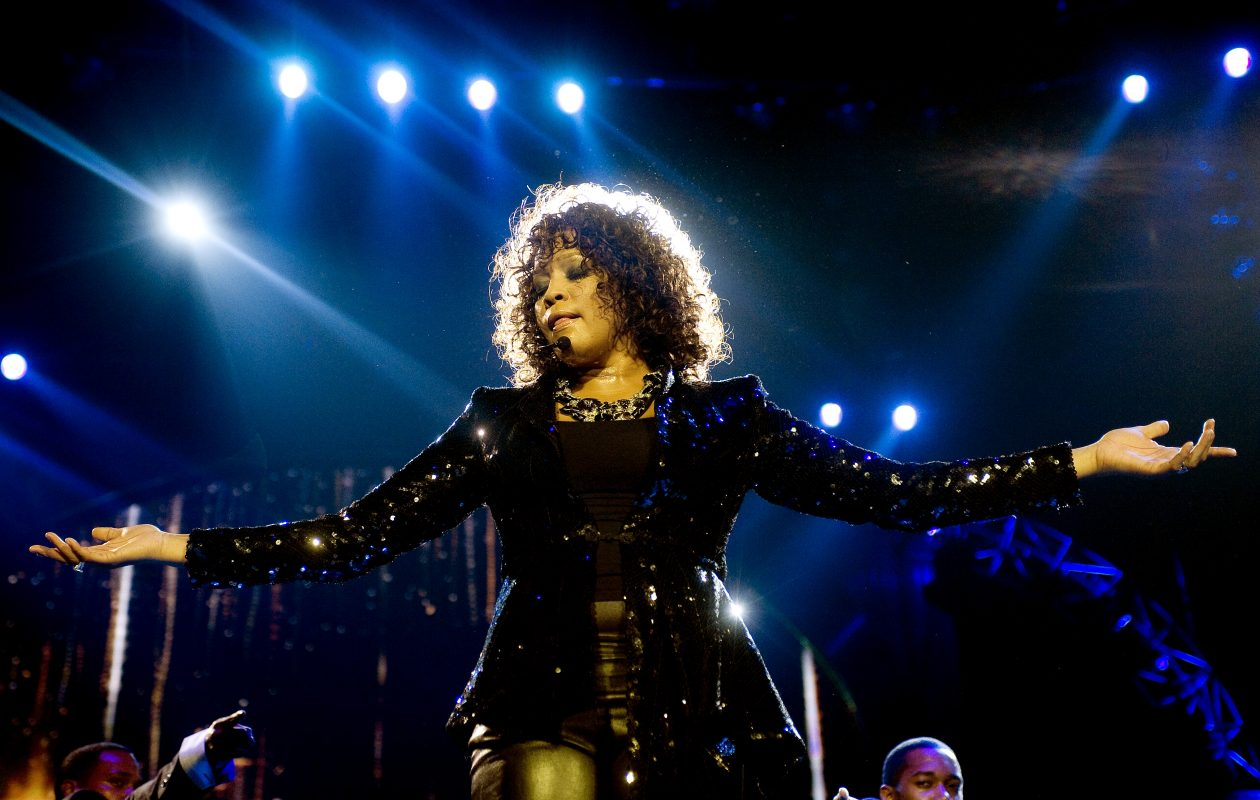 A new documentary sheds light on the life of pop star  Whitney Houston, pictured here performing in 2010. (Getty Images)