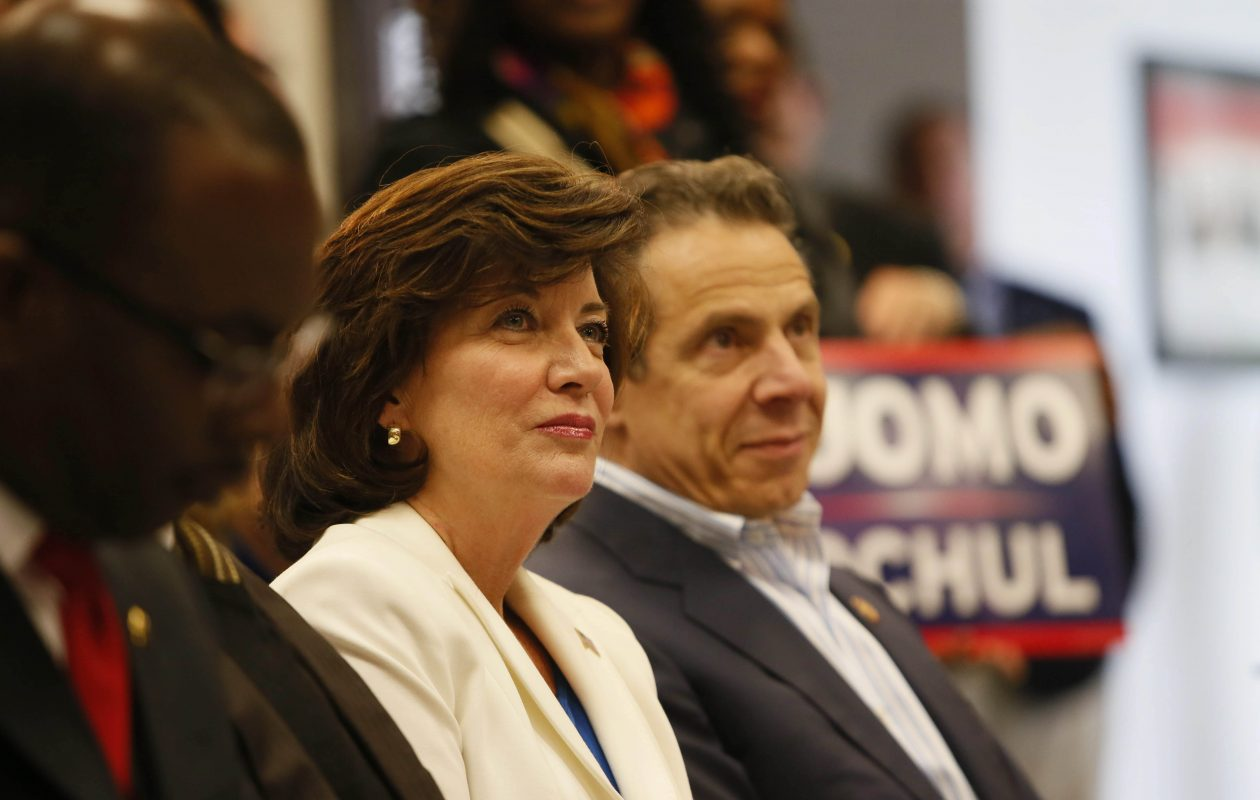Lt. Gov. Kathy Hochul challenged Ivanka Trump to visit Seneca Falls, birthplace of the women's rights movement, and to stand up to her father's 'anti-women' policies. (Derek Gee/News file photo)
