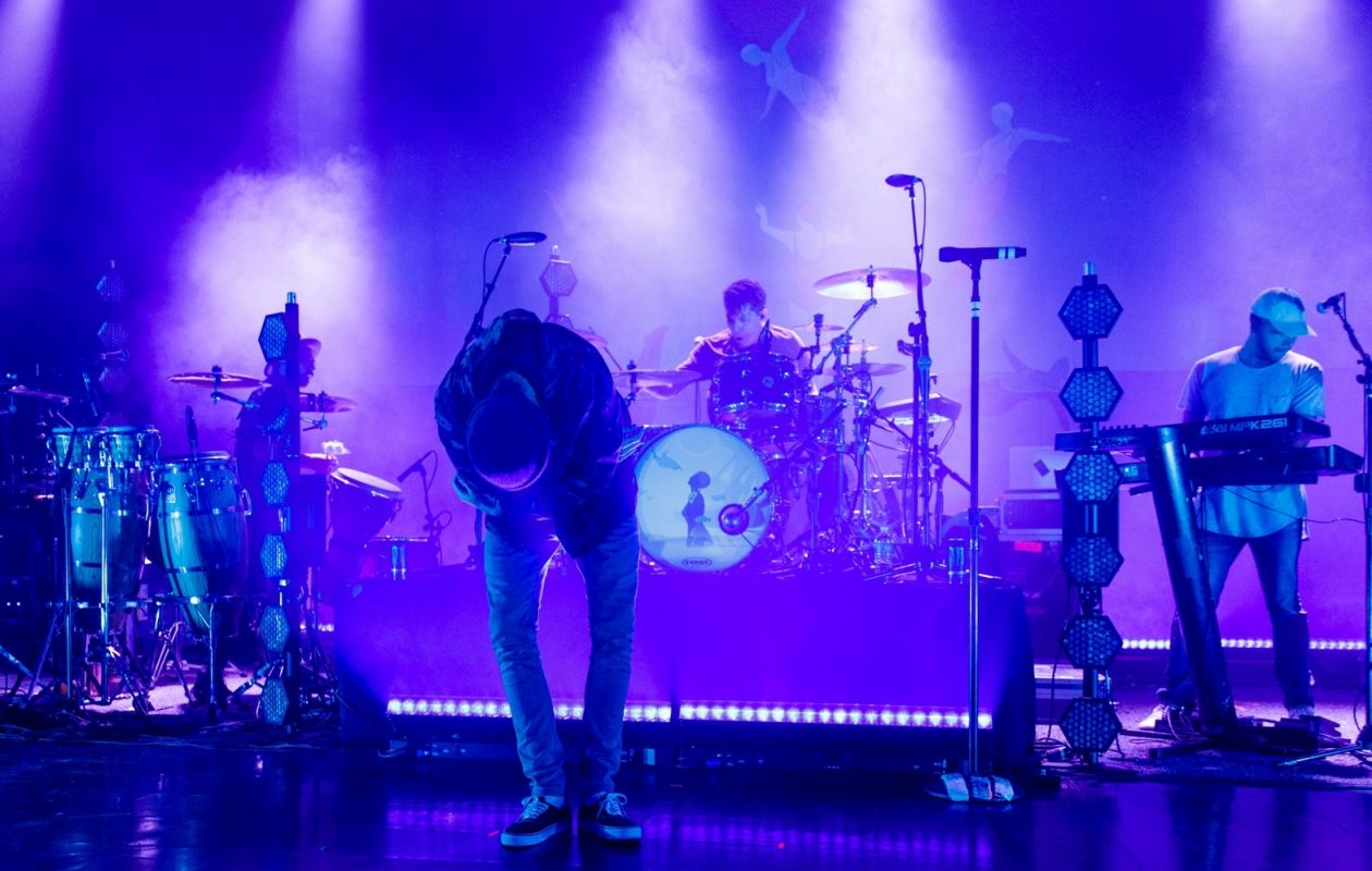 Dirty Heads performed in Rapids Theatre in fall 2017. (Jordan Oscar/Special to The News)
