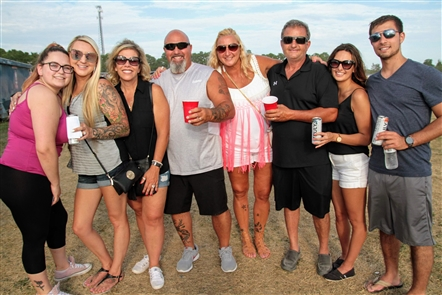 American rock band Lynyrd Skynyrd picked a beautiful Friday, July 13, 2018, to end the week with a Darien Lake show. See the fans who tailgated before the band took the stage on its farewell tour.