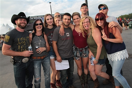American rock band Lynyrd Skynyrd picked a beautiful Friday, July 13, 2018, to end the week with a Darien Lake show. See the fans who tailgated before the band took the stage.