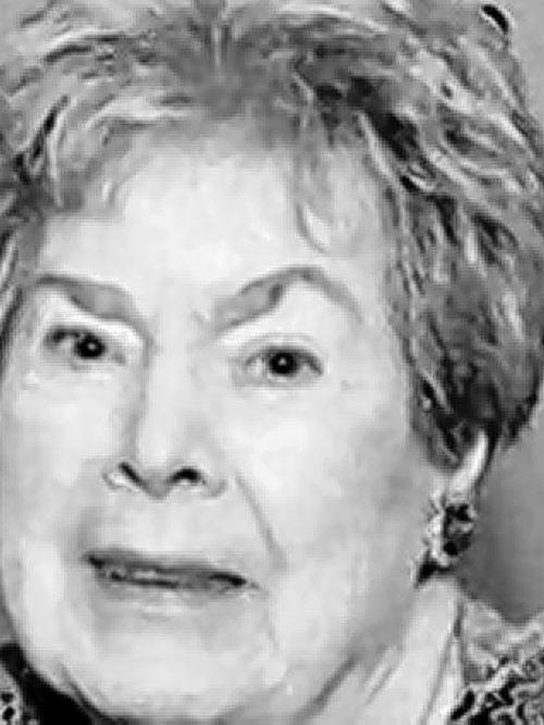 RUSTAY, Bernice Jeanette (Knoll)